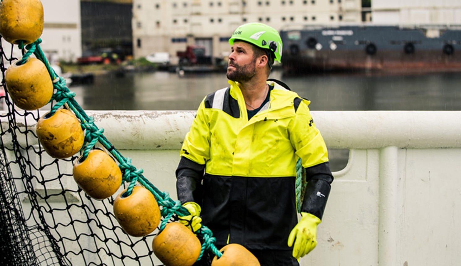 Univerns arbeidsklær for deg i fiskeri og havbruksnæringen