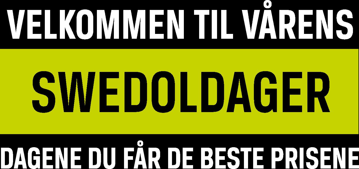 Swedoldagene våren 2020