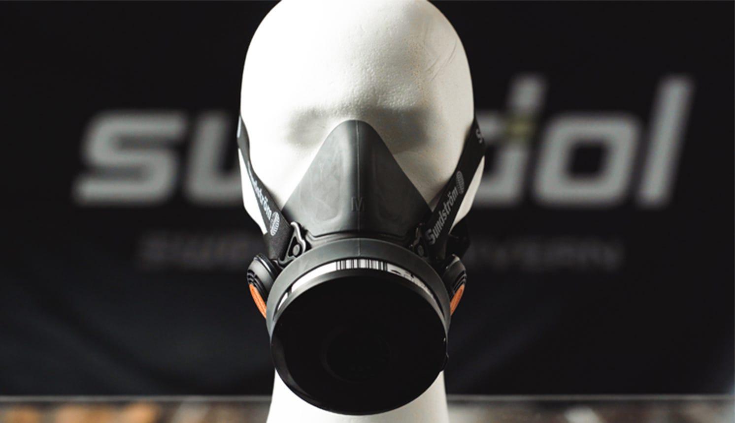 Sikkerhet i fokus- Åndedrettsvern