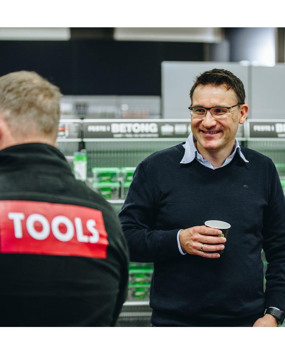 Vi tar det beste fra Swedol og det beste fra Tools for å skape noe helt nytt og enda bedre for våre kunder.