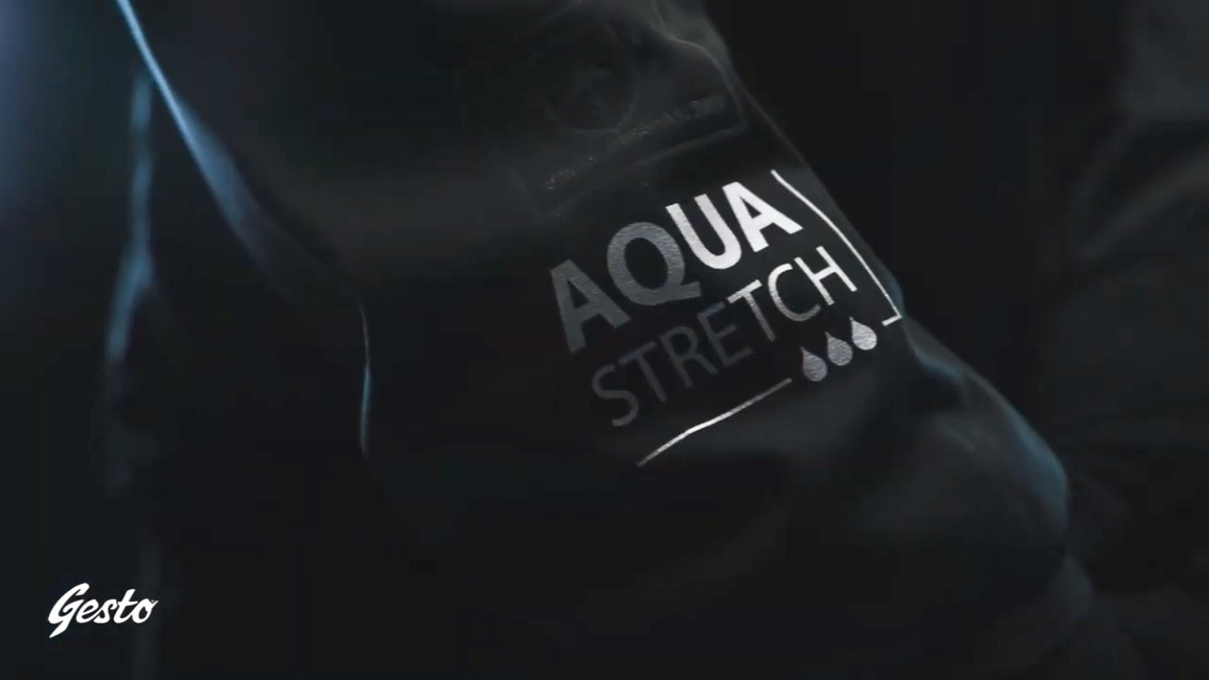 Gesto Aquastretch video