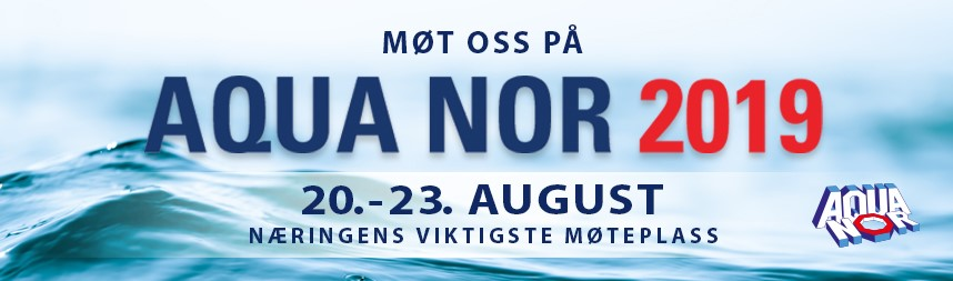 Aqua Nor i Trondheim